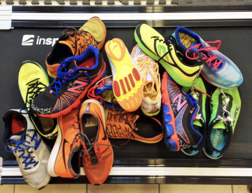 Fler par skor minskar skaderisken
