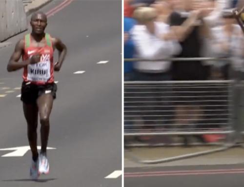 Så springer maratoneliten