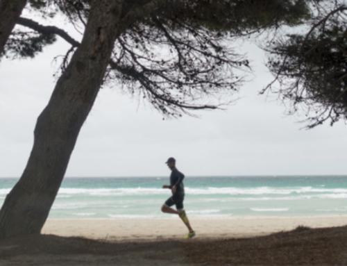 Nej, jag har inte kris – jag gillar att springa!